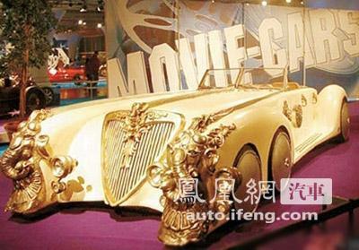 第一名:黄金跑车28.5亿元,1000马力。平均每跑100公里将磨损掉近50克黄金。